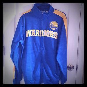 NWT Golden State Warriors Jacket